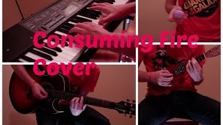 Consuming Fire by Hillsong - Cover (Piano, Guitar, Ukulele)