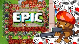 SNIPERS ARE AWESOME  ::  Bloons TD Battles  ::  SNIPERS AND SPIKE FACTORIES