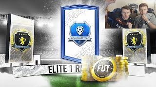 OUR ELITE 1 SQUAD BATTLES REWARDS PACKS! FIFA 20 PACK OPENING