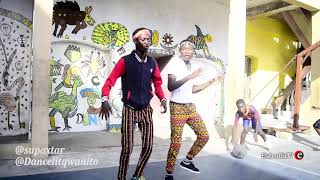 Afro Best Street Dancers from Ghana