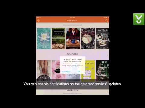 Wattpad - Read thousands of stories for free online - Download Video Previews