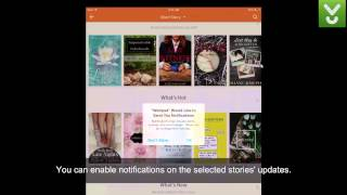 Gambar cover Wattpad - Read thousands of stories for free online - Download Video Previews