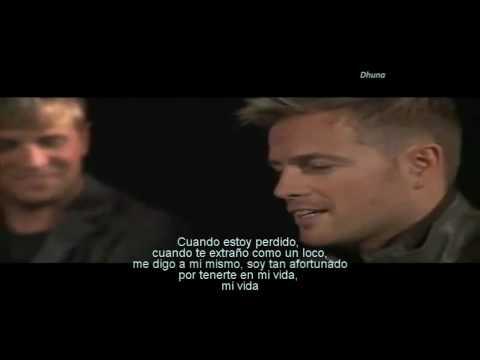 Westlife - I'll see you again (subtitulado en español)