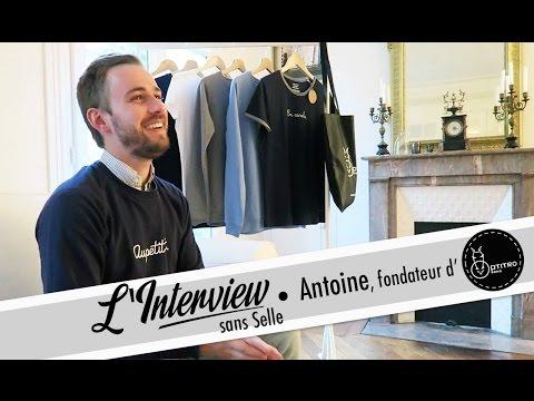 ~ L'INTERVIEW (sans selle) #1 I avec Antoine, fondateur des fringues Optitro