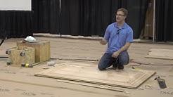 Kjell Nymark – Old School Methods   Installing Strip Flooring