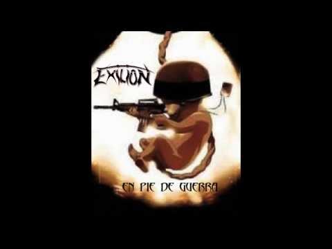 """Exilion - """"En pie de guerra"""" EP"""