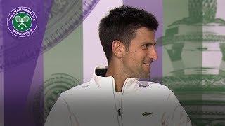 Wimbledon 2017 - Soundbites of day nine