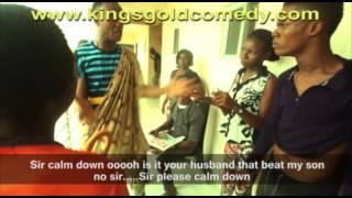 Funny Nigerian Comedy Skit- The killer KingsGold Comedy Skits  Episode  14