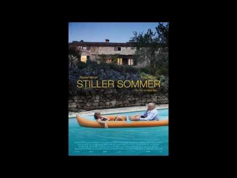 Stiller Sommer   Zwei Männer by Joerg-Martin Wagner