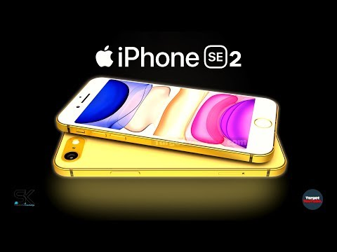 iphone-se-2-(se2)-2020:-new-design-and-leaks-revealed