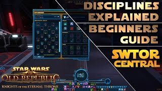 Disciplines Explained - Beginners Guide