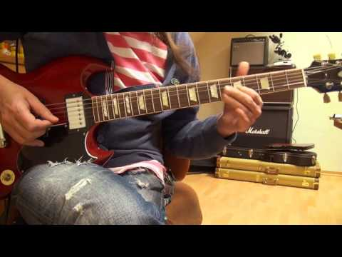 Rolling Stones Mick Taylor You Can`t Always Get What You Want Guitar Lesson