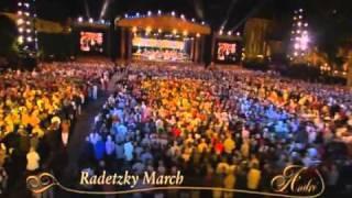 Andre Rieu - Radetzky march (Johann Strauss Sr.-1848)