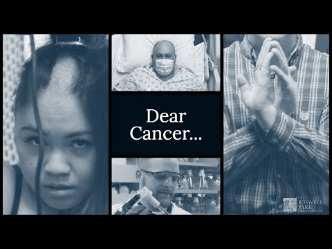 Roswell Park 2019 Big Game Commercial | Dear Cancer...