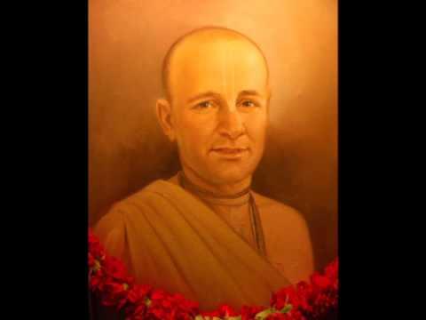 Бхакти Вишрамбха Мадхава Свами о Джаянанде Прабху