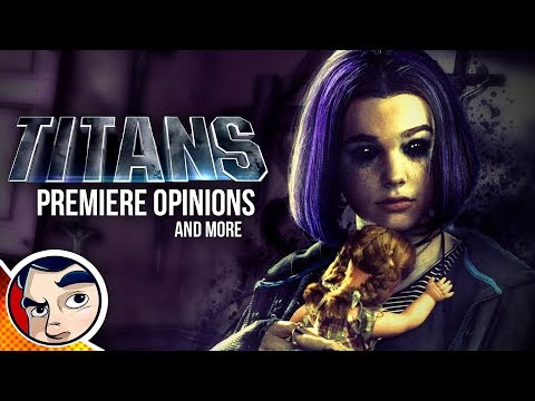 Titans, Flash, Supernatural, Doctor Who Premieres! Discussed! - CTV