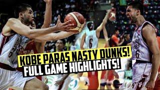 UP vs National Taiwan Sport University l Full Game Highlights l Kobe Paras Slam dunks! l 16July 2019