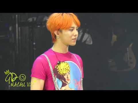 20150807 BIGBANG MADE TOUR Shenzhen - TALK [ GD FOCUS ]