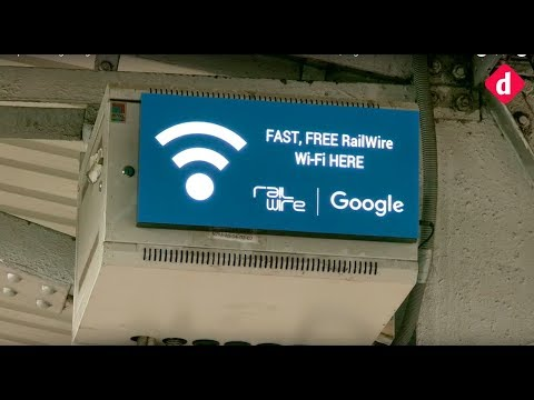 Experiencing Google-RailTel free Wi-Fi on Nizamuddin station in New Delhi | Digit.in