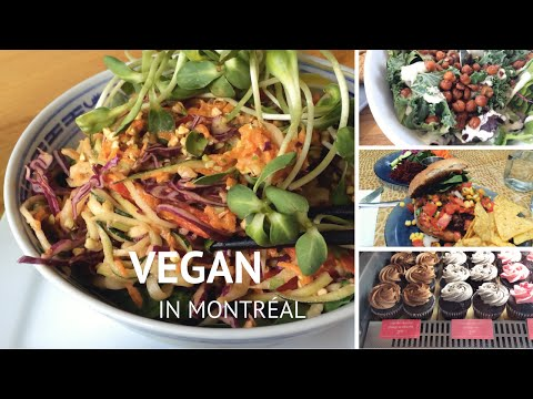 Vegan in Montréal ☼ 18 beautiful vegan or vegan-friendly restaurants