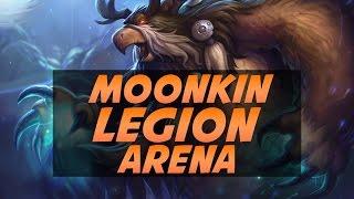 Level 110 Moonkin / Balance Druid Arena - Legion PvP Gameplay
