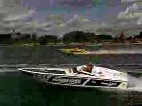 Team Progression Offshore Racing, Buffalo NY, 9/2000