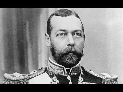 Biography: King George V