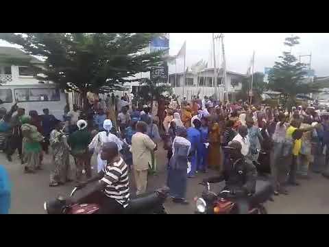 Osun Update (VIDEO) :Tension Mounts In Ede, Jubilation In Osogbo