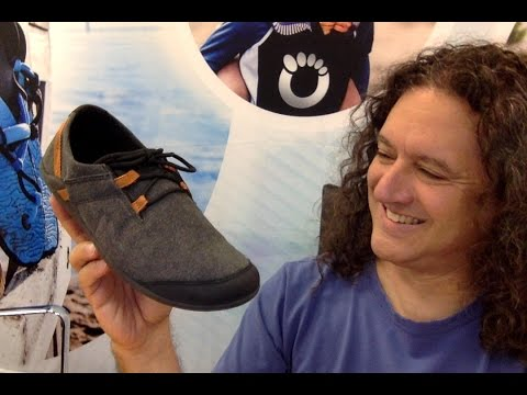 FB Live Chat about Xero Shoes Ipari Hana minimalist shoe