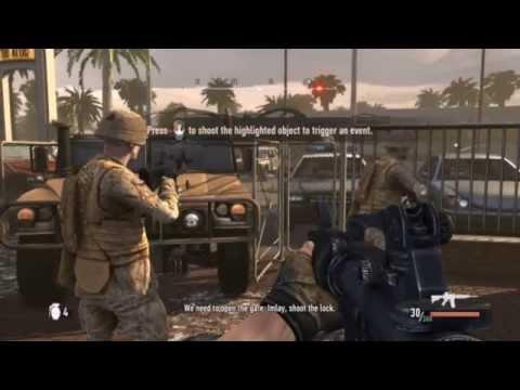 Battle: Los Angeles PC los primeros minutos Por Conspiracy