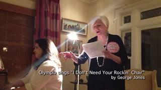 "Olympia Dukakis | ""I Don't Need Your Rockin' Chair"""