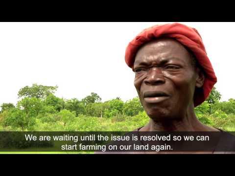Ghana Land Dispute