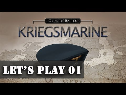[FR] - Order of Battle kriegsmarine - Re-Contact - Les gars de la marine 01