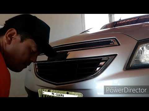 Como Adesivar Emblema Do Seu Chevrolet (onix-prisma)
