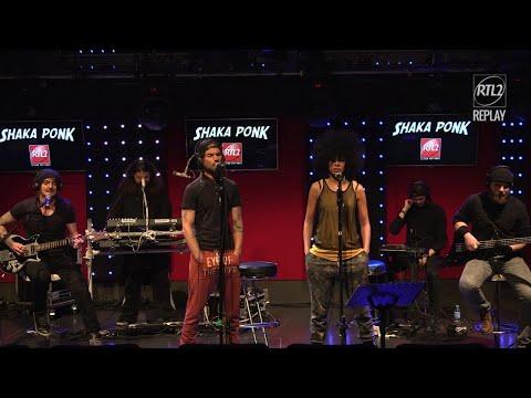 Shaka Ponk - Mysterious Ways (LIVE) - #LeDriveRTL2