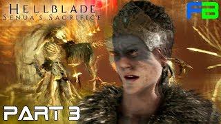 Hellblade: Senua's Sacrifice Gameplay: Part 3 - Realm of Illusion