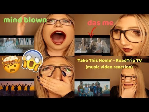 'TAKE THIS HOME' - ROADTRIP TV (MUSIC VIDEO REACTION)