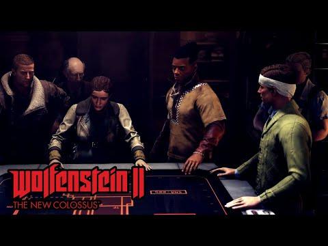 Trip ins postapokalyptische New York 🎮 Wolfenstein 2 #5