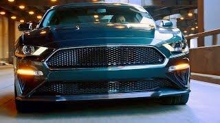 Ford Mustang Bullitt 2019 The coolest Mustang смотреть