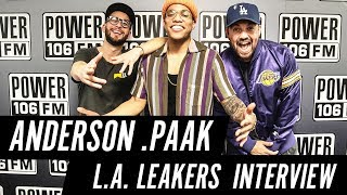 Anderson .Paak On Creating