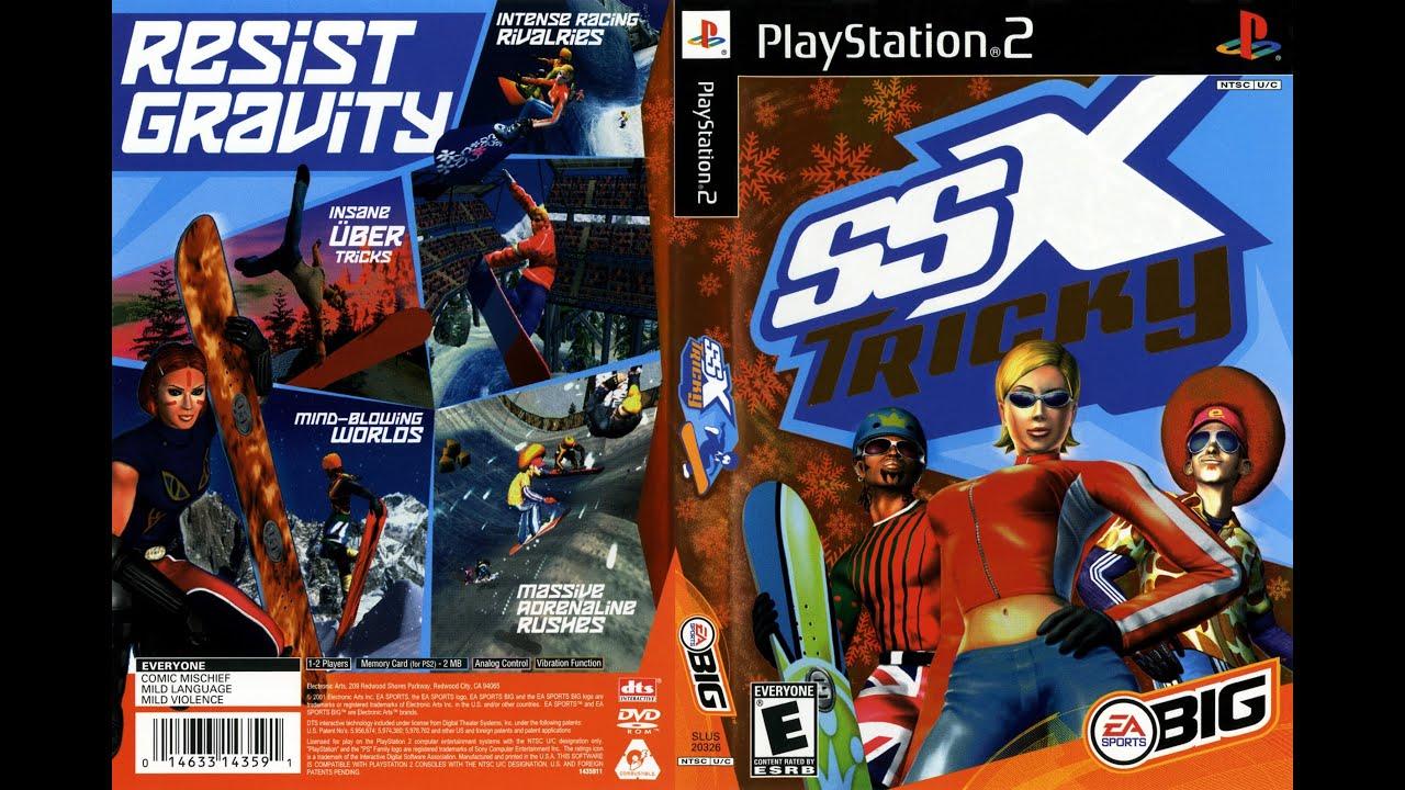 BAIXAR PS2 SSX 4