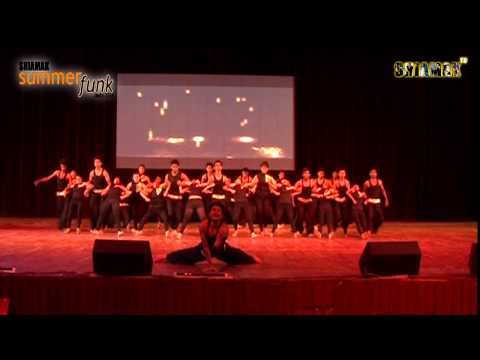 Ruk ja re bande - Shiamak Summer Funk Delhi 2014 - Zone 2