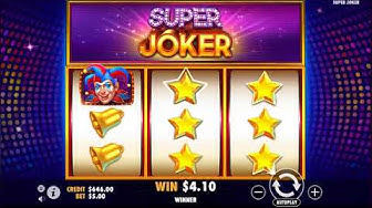 Super Joker Slot - Pragmatic Play
