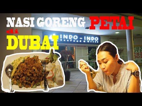 VLOG : RESTAURANT INDONESIA DI DUBAI | INDO INDO SEAFOOD