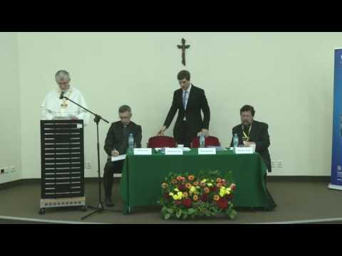 Towards a Biblical Thomism 2017   14 Marian Hanusek OP