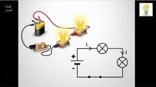 الدارة الكهربائية Circuit électrique