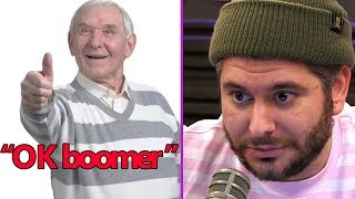 Boomers Hate Being Called Boomer