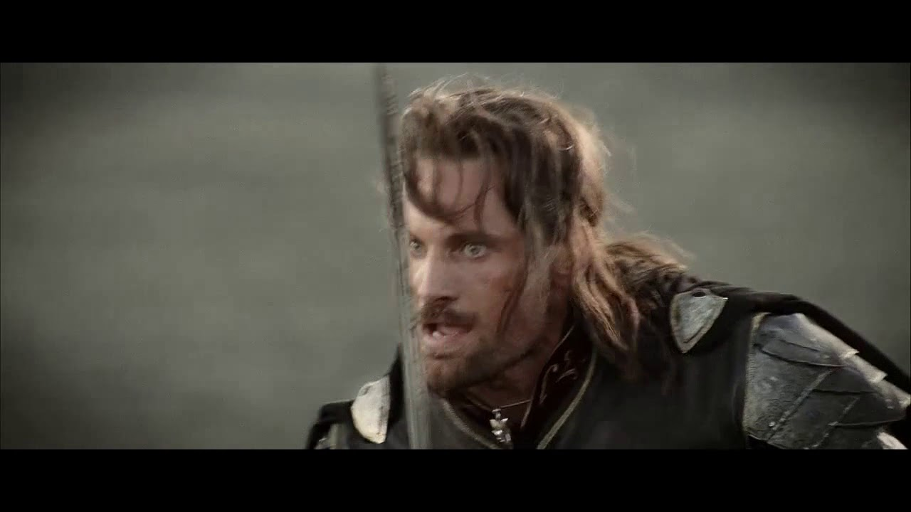 Copy of Aragorn's Battle Speech