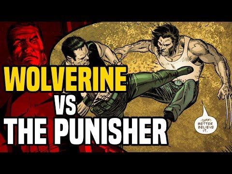 Wolverine vs The Punisher: The Hidden Village Of Erewhon
