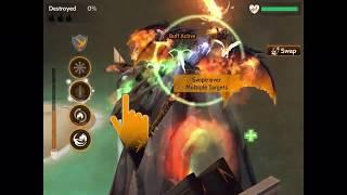 War Dragons: Surt vs PRINCESSDREAD 👸🏻